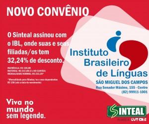 convenio são miguel IBL