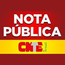 Nota pública CNTE
